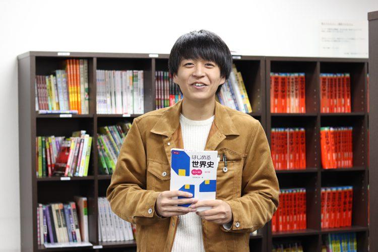 船橋芝山高校でワースト5位だったのに、半年で法政に合格!