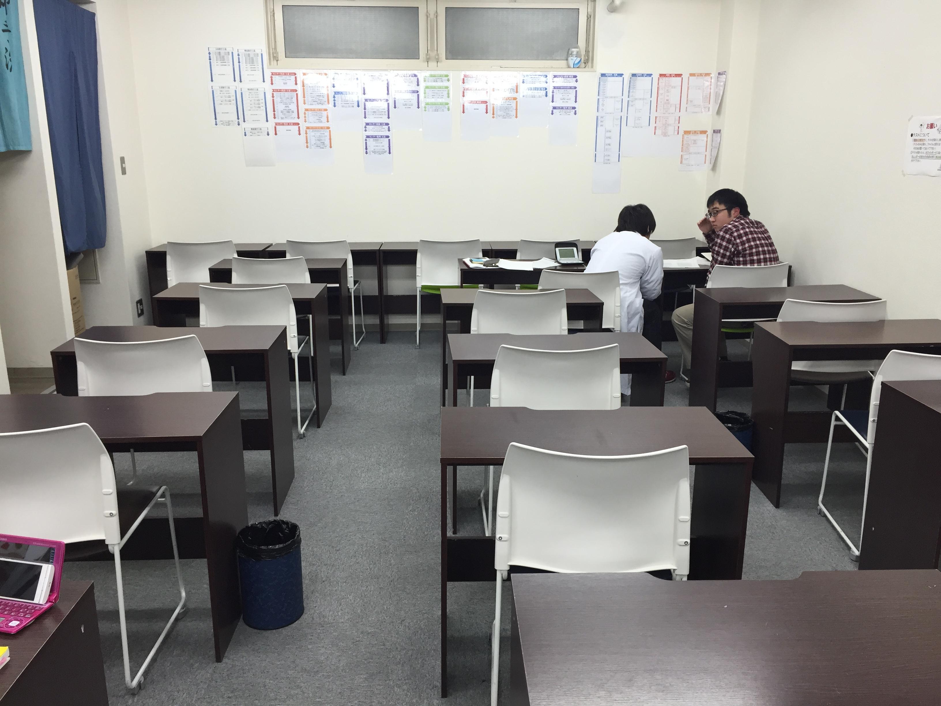 受験期の市川校