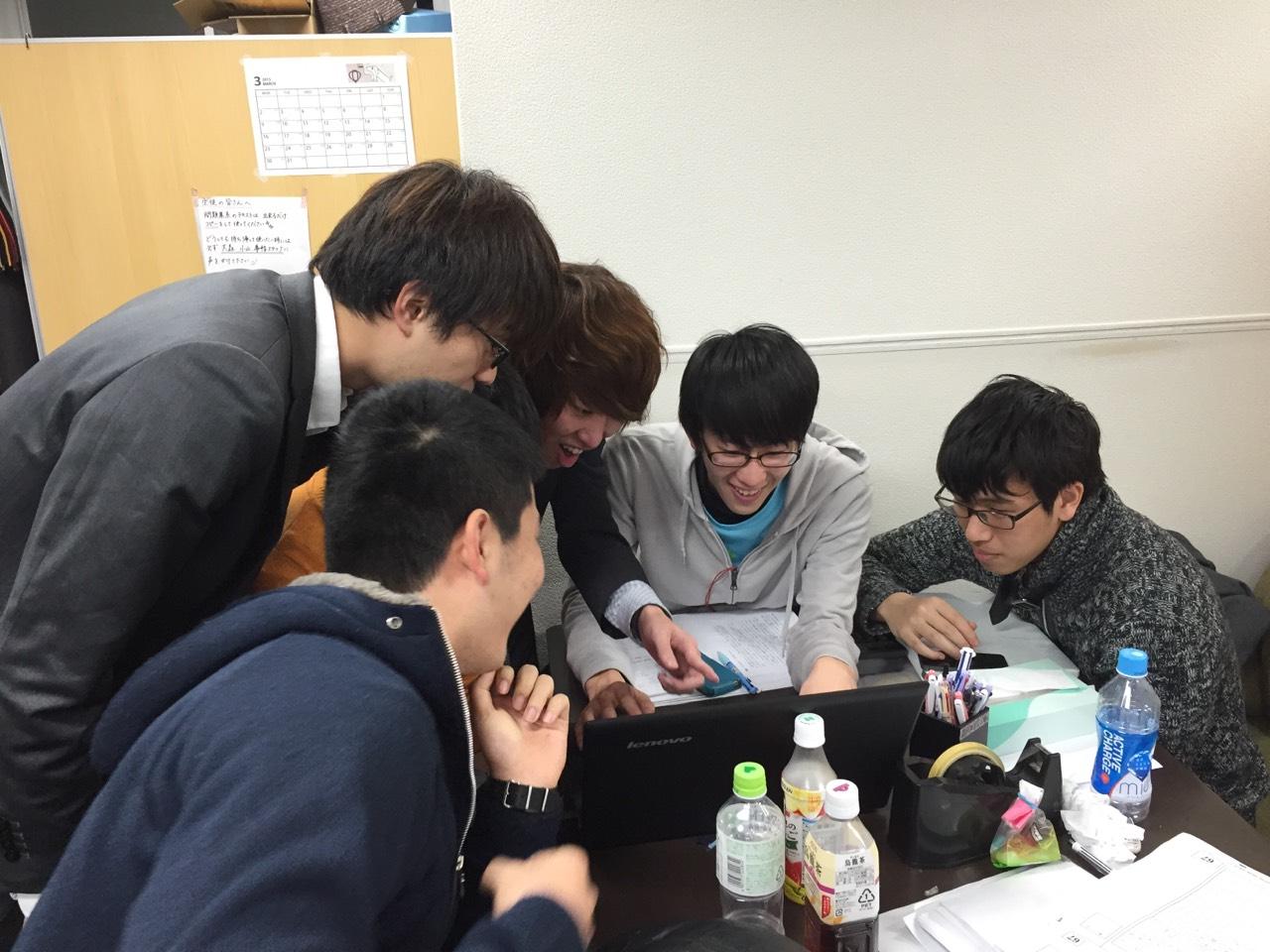 第一志望合格報告(*^_^*)
