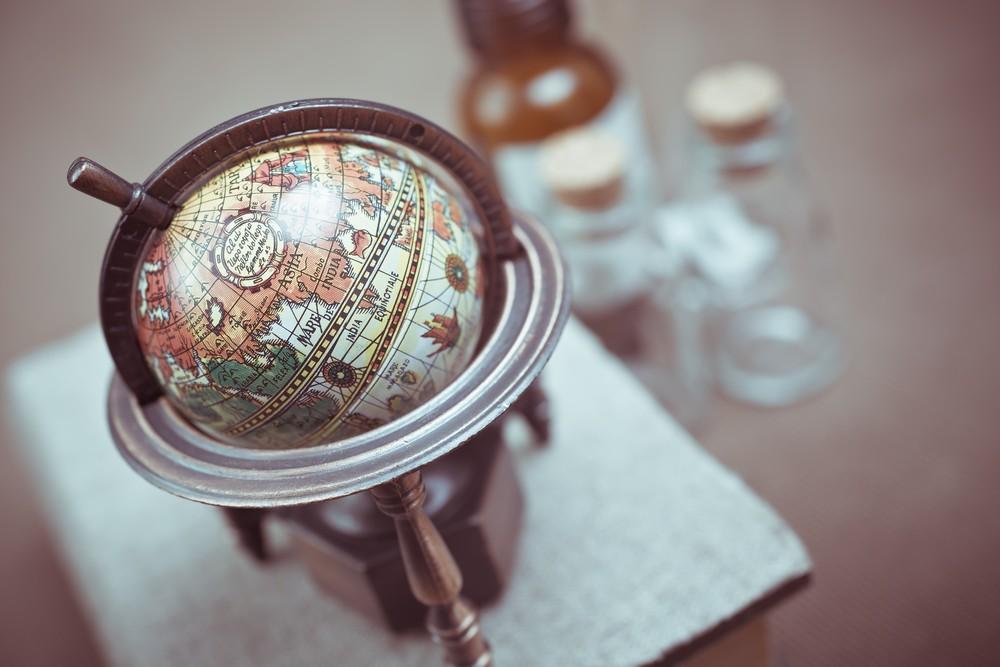 旅行・地図・地形図、ピンときたら
