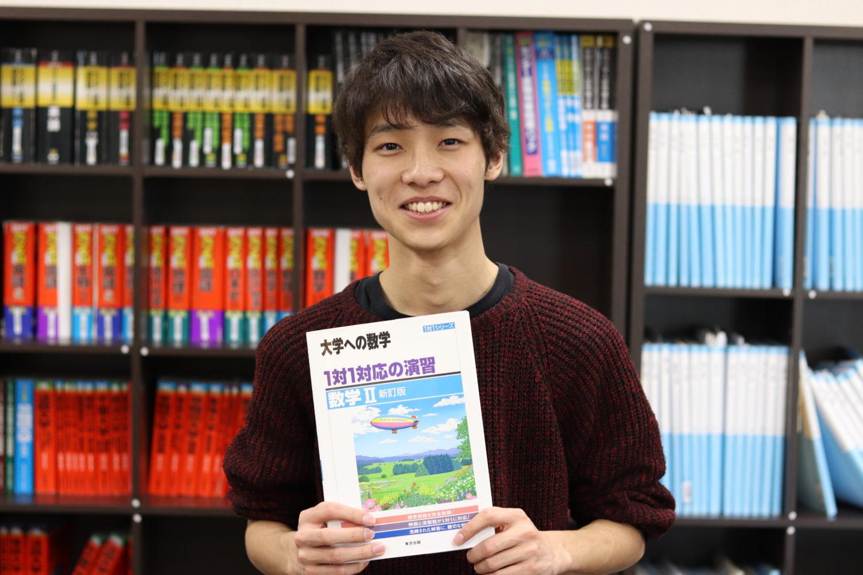 理系から文転し、偏差値52から青山学院に見事合格!